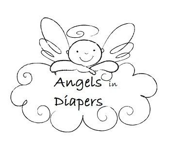 Angels in Diapers Logo